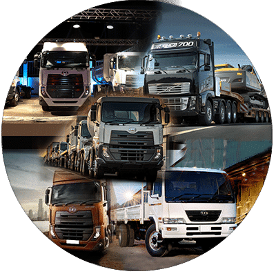 Trucks & Commercial Vehicles